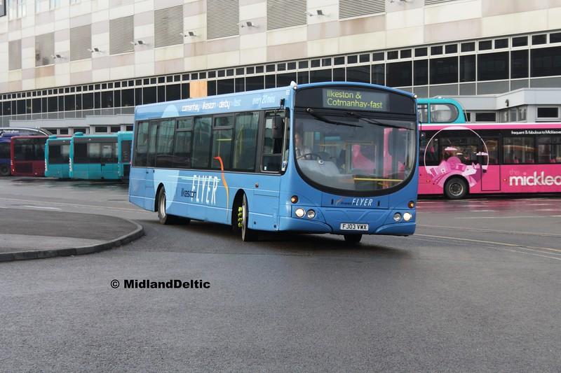 TrentBarton 632, Derby Bus Station, 07-01-2017