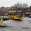 TrentBarton 660, Corporation St Derby, 07-01-2017