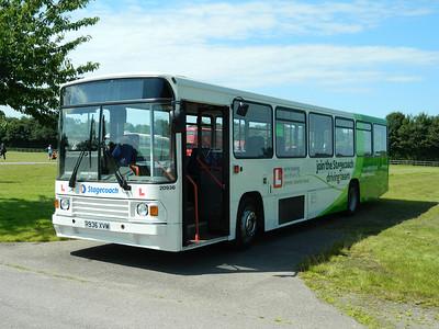 Bus and Coach Preservation show Newbury 2012