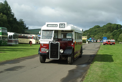 Lathalmond Open Day Sunday 18th Aug 2013