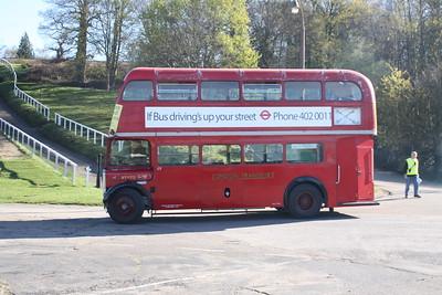 London Bus Musuem Spring Gathering 2016
