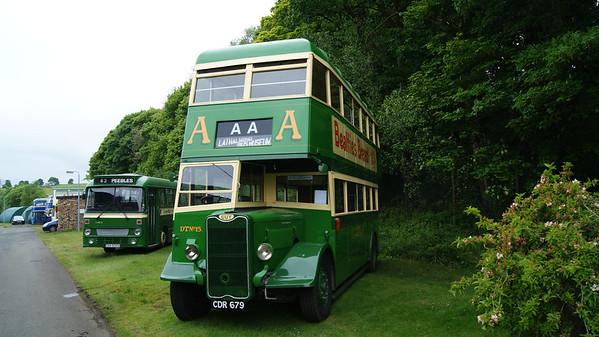 Bus Musuems and Rallys