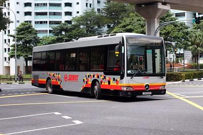 Bus Operator in Singapore (UPDATE 14/8/2016)