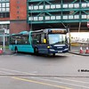 Arriva Midlands 3558, Derby Bus Station, 07-01-2017