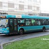 Arriva Midlands 3563, Derby Bus Station, 07-01-2017