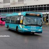 Arriva Midlands 3556, Derby Bus Station, 07-01-2017