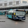 Arriva Midlands 3554, Derby Bus Station, 07-01-2017