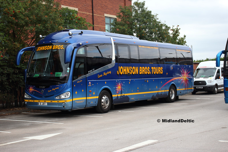 Johnson Brothers 6JBT, Derby Station Car Park, 18-08-2018
