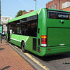 CT4N 929, Bulwell Bus Station, 27-08-2019