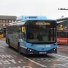 Nottingham Community Transport 980, Victoria Bus Station Nottingham, 03-01-2017