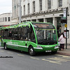 Nottingham Community Transport 955, Beastmarket Hill Nottingham, 25-07-2017