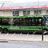 Nottingham Community Transport 958, Broad Marsh Bus Station Nottingham, 03-01-2017