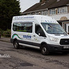 Nottingham Community Transport 904, Galena Drive Carlton, 08-01-2020