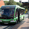 CT4N 953, Bulwell Bus Station, 27-08-2019
