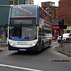 Stagecoach 15696, Cavendish St Chesterfield, 26-01-2019