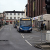 Stagecoach 36989, Cavendish St Chesterfield, 26-01-2019