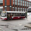 Your Bus 1404, Derby Bus Station, 07-01-2017