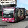 Your Bus 3013,  Maid Marian Way Nottingham, 22-02-2014