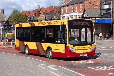 Bus Operators in the Cheshire (UPDATE  29.10.2016)
