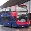 Transdev Lancashire United Volvo B7TL Wright Gemini 2 3604 X4 VTD 'Red Express' (2)