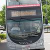 Transdev Burnley & Pendle Travel Volvo B9TL Gemini 2 2777 BF63 HCY 'The Witch Way' (2)