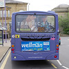 First West Yorkshire Volvo B7RLE Eclipse 69482 YJ09 NYV 'Calder Connect' (4)