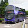 Transdev Lancashire United Volvo B7TL Gemini 2758 PJ05 ZWE 'hotline' (3)