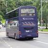 Transdev Lancashire United Volvo B7TL Gemini 2758 PJ05 ZWE 'hotline' (2)