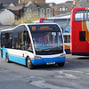 Kirby Lonsdale Coach Hire Optare Solo SR YD63 VKL (2)