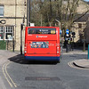 Stagecoach North West Optare Solo 47474 PX07 GZZ rear advert