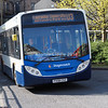 Stagecoach North West MAN 18.240 Enviro 300 22597 PX08 CSZ (2)
