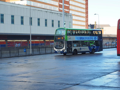 Preston Bus Station 22-11-2015