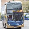 Stagecoach Merseyside & S. Lancs Gold Scania N230UD Enviro 400 15239 YN65 XEP (1)