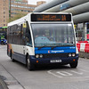Stagecoach North Lancs Optare Solo PX06 FYG 47336