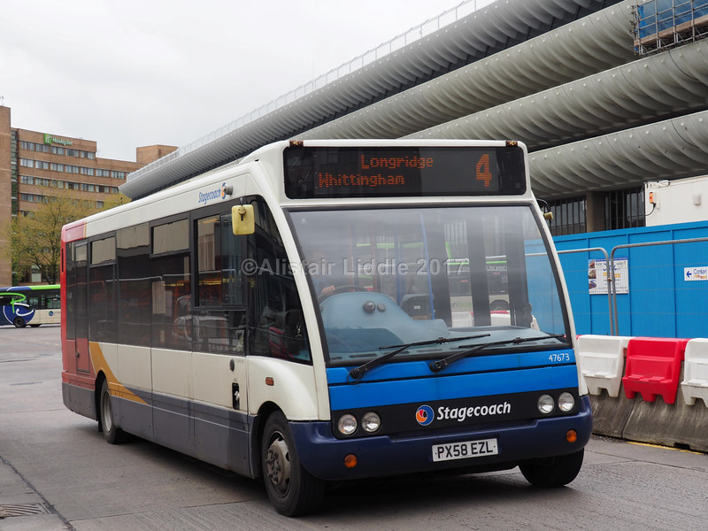 Stagecoach North Lancs Optare Solo PX58 EZL 47673 (2)