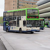 Preston Bus Dennis Trident East Lancs Lolyne 40598 X198 RRN