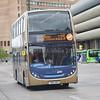 Stagecoach Merseyside & S. Lancs Gold Scania N230UD Enviro 400 15240 YN65 XER