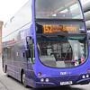 Transdev Lancashire United Volvo B7TL Wright Gemini 2760 PJ05 ZWG 'Hotline' (3)