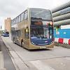 Stagecoach Merseyside & S. Lancs Gold Scania N230UD Enviro 400 15241 YN65 XES