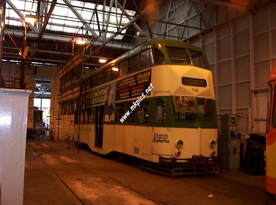 Blackpool Transport Open Day on 12th September 2004