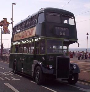 Vintage Buses - Summer 2004