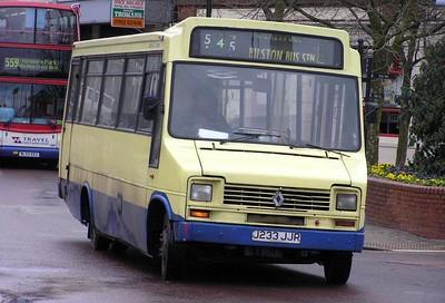 Renault S75 Plaxton