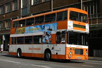 Volvo Ailsa B55 Northern Counties