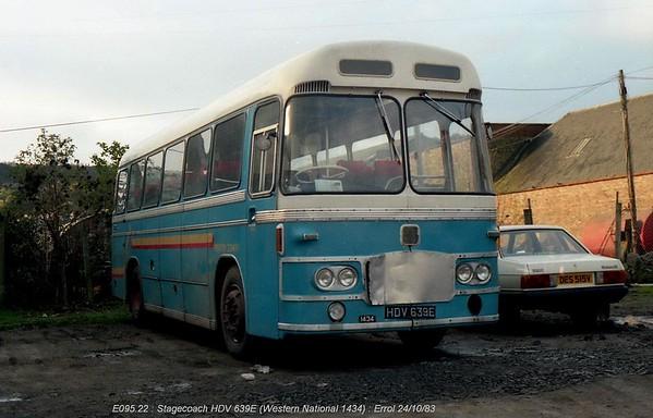 Stagecoach HDV639E 821024 Errol [jg]