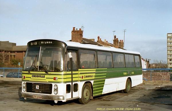 Crosville ERL508 850202 Chester [jg]