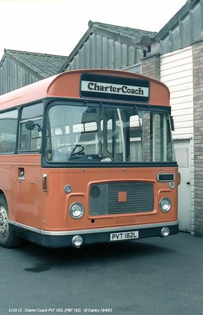 Charter Coach PVT182L 830419 Great Oakley [jg]