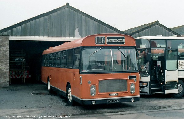Charter Coach YHU513J 830419 Great Oakley [jg]