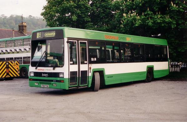 Crosville Wales SLC68 950502 Bangor