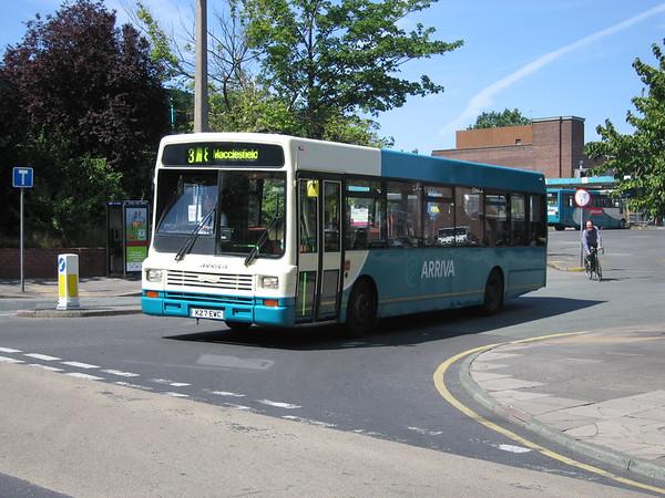 Arriva North West 1757 050809 Crewe