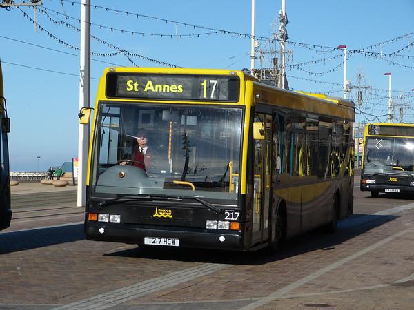 Blackpool 217 140219 Blackpool